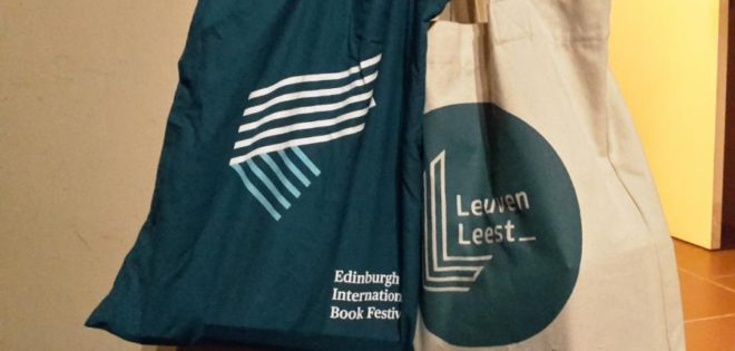 Leuven Leest op het Edinburgh International Book Festival