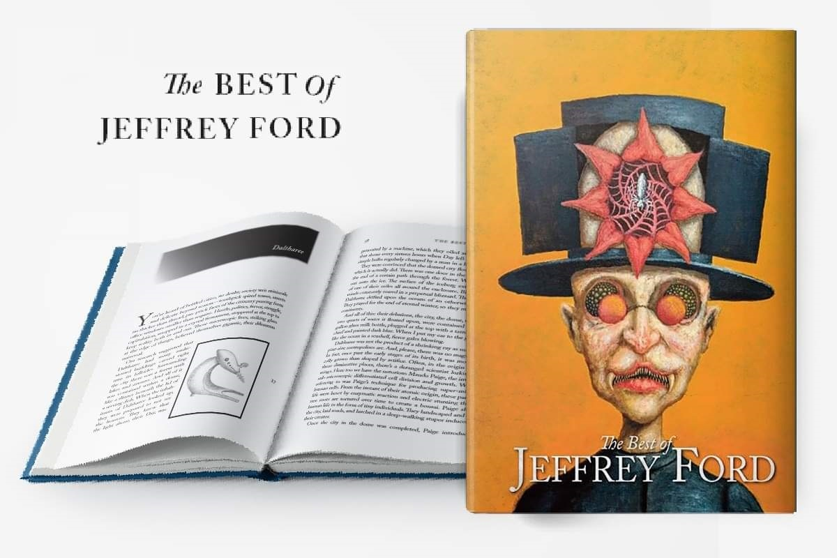 The best of Jeffrey Ford