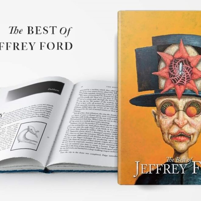 The Best of Jeffrey Ford banner